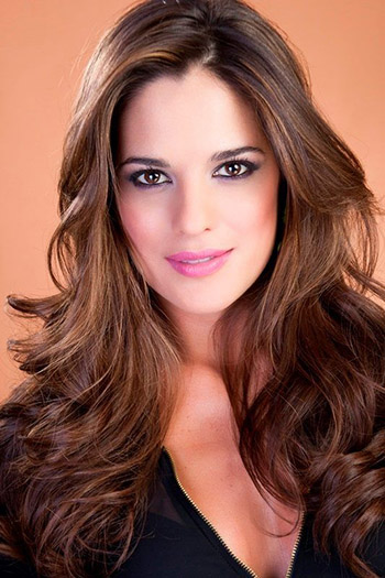 Stunning Venezuelan woman