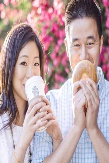 coffee meets bagel dawoon kang couple