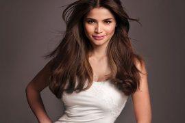 a gorgeous Filipino woman