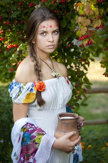 Ukrainian Women: About Marrying a Foreigner