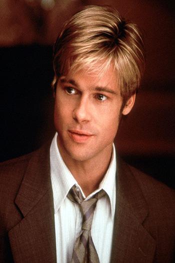 Brad Pitt as Joe Black