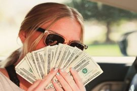 Money dynamics while dating a hot woman