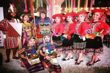 Peruvian women free