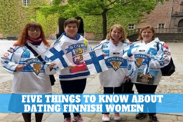 Dating finnish women