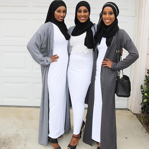 modern Somali woman