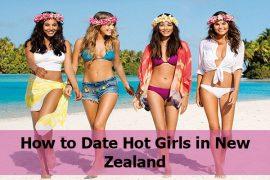 New Zealand hot girls in sexy bikinis