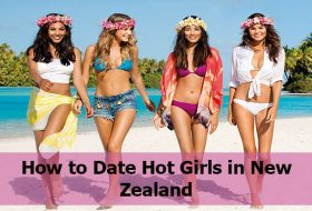 How to Date Hot Girls in New Zealand