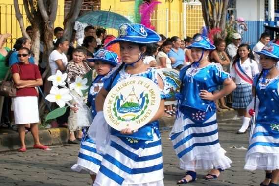 Nicaragua single girls