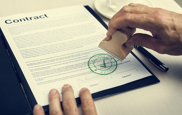 contract with marriage