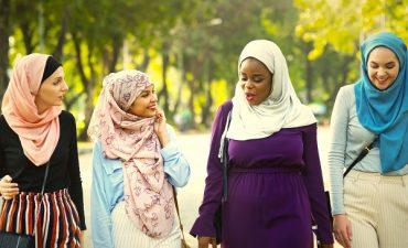 younger women in Algeria