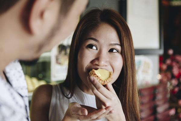dump your Thai girlfriend