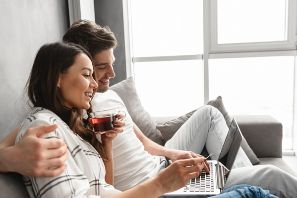married couple buy online