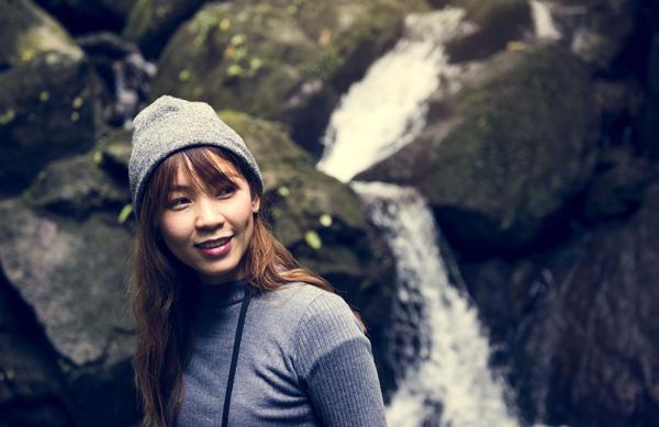 Japanese girlfriend