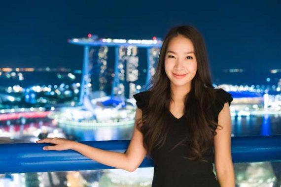 educated ladies in Singapore