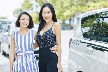 girls in Taiwan