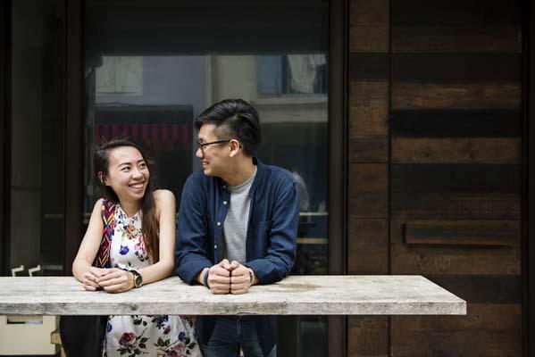 meeting pretty girls – Taiwan