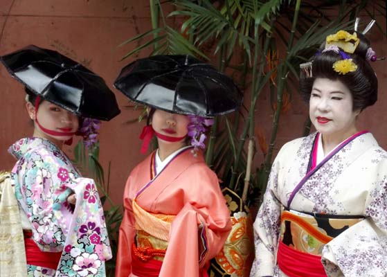 East Asian Women