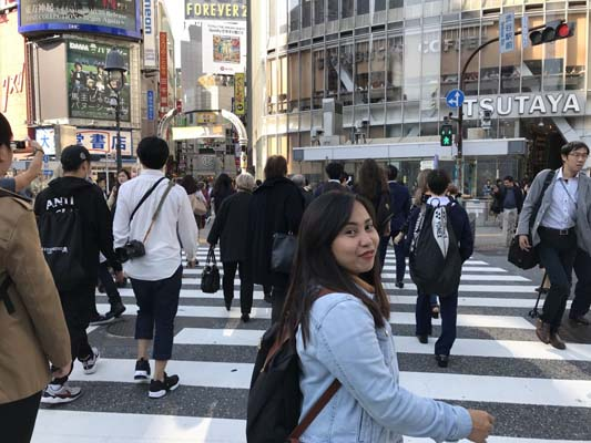 girl from Tokyo