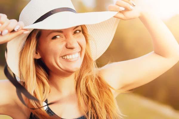 smile great women
